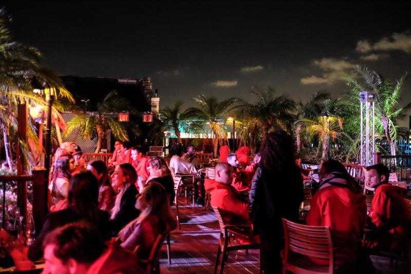 LE 230 FIFTH ROOFTOP : le bar avec terrasse panoramique ...