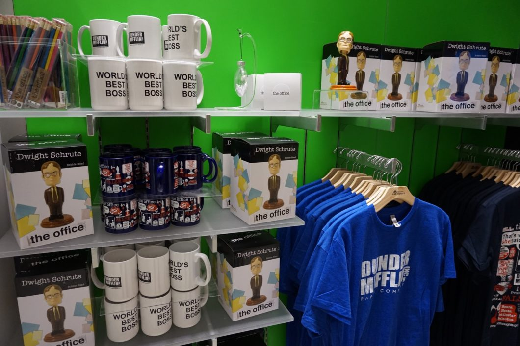 Snow Commerce, LLC is the seller of all NBC Store merchandise and is solely responsible for all aspects of your purchase.