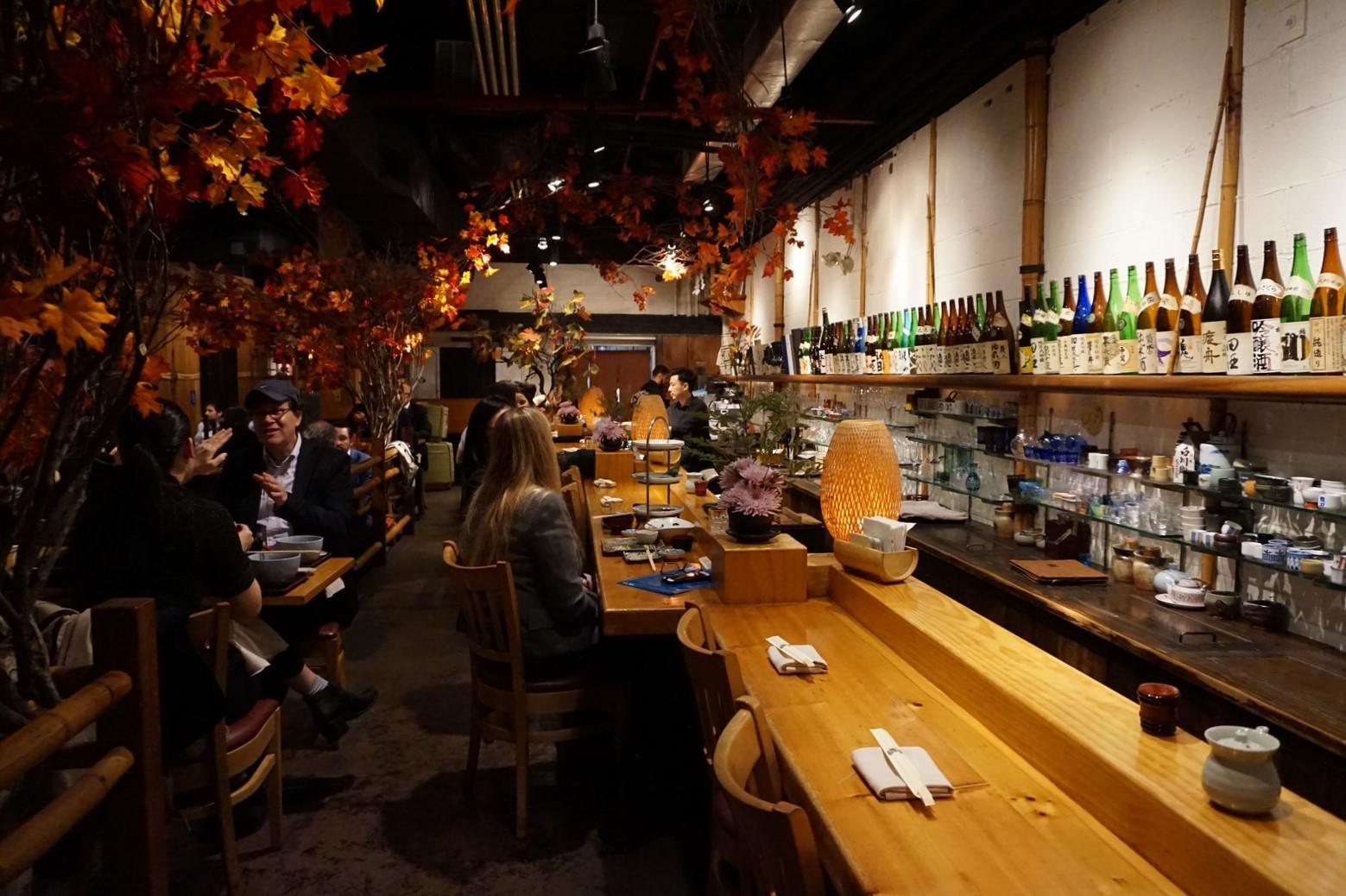 Restaurant Le Lumiere Michelin