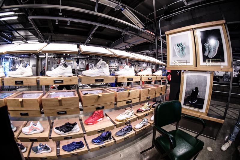 magasins adidas