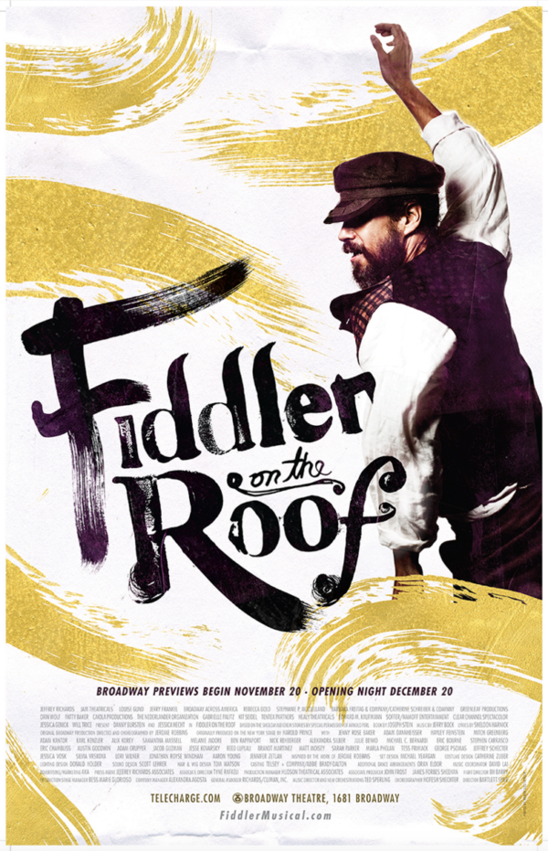 Fiddler on the roof broadway