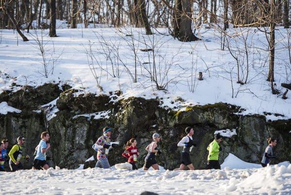 semi-marathon new york half parcours