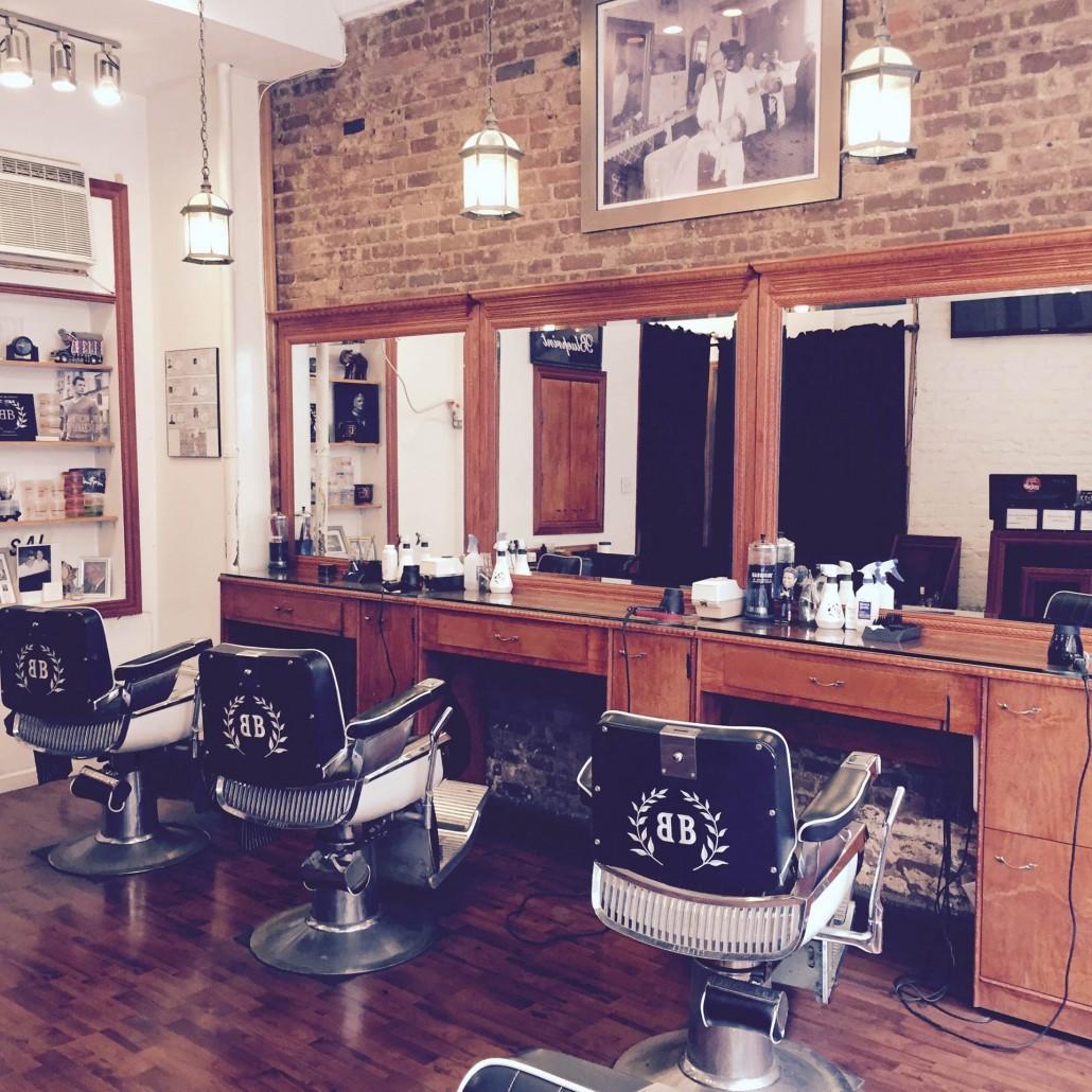 Barber Street Dans Combien De Ville En France