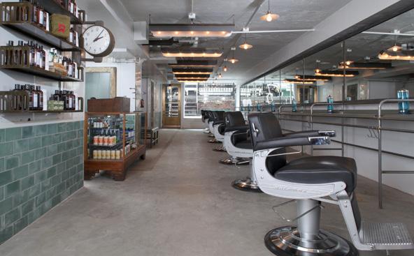 Faites vous raser dans un Barber Shop de New York
