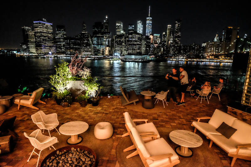 New York Rooftop Restaurants And Bars