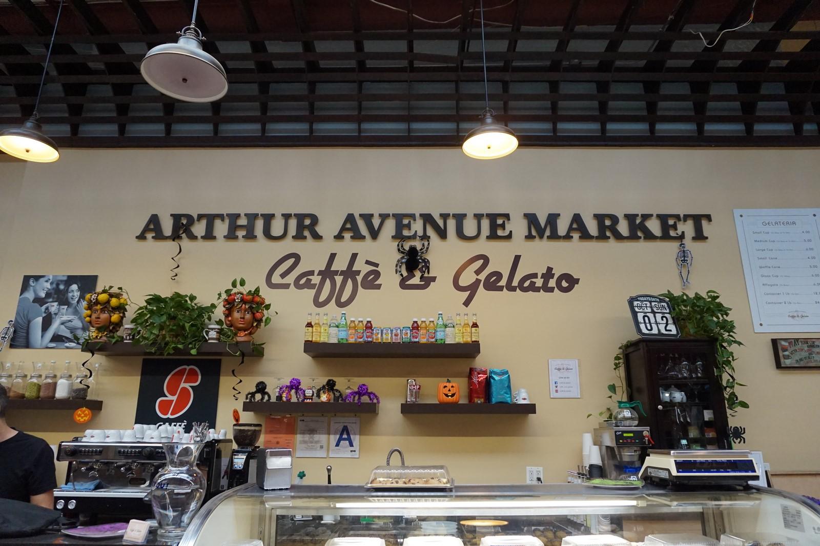 Grand Cafe Bronx Ny