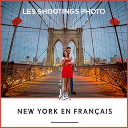 Découvrez les shootings photo New York en français