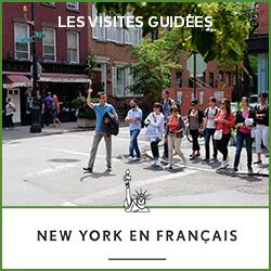 Découvrez les visites guidées New York en français