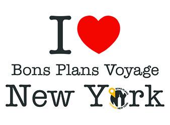 affiche I love bons plans new york
