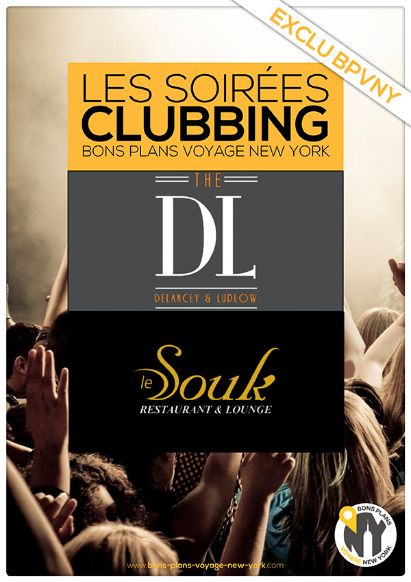 soirees clubbing new york