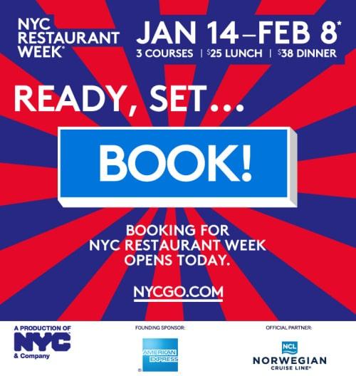 Restaurant Week Midtown East