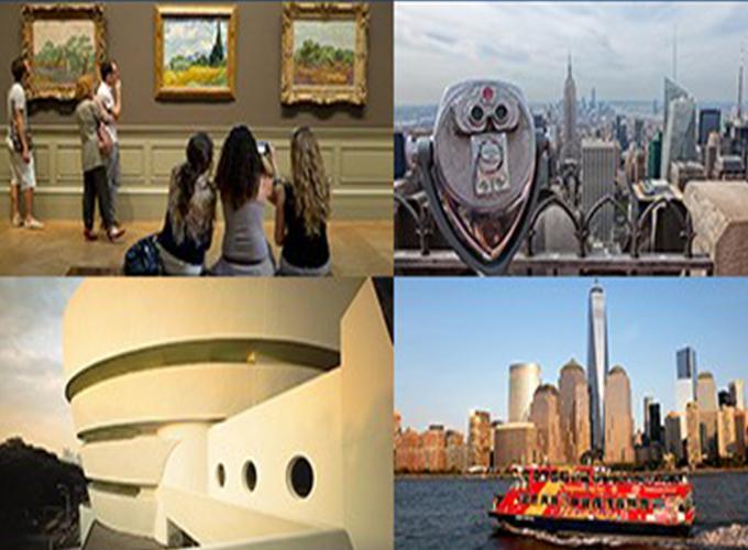 Les Pass A La Carte Pour Visiter New York SightSeeing FlexPass City Explorer Et FreeStyle