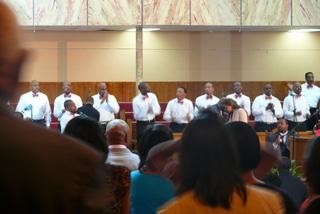 Assister Une Messe Gospel Harlem