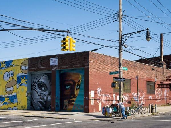 bushwick street art découvrir visiter