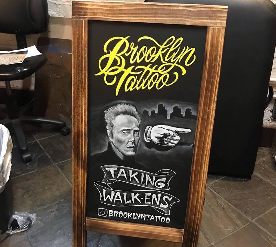 Se Faire Faire Un Tatouage A Brooklyn