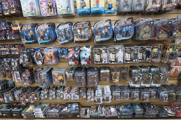 Midtown Comics Times Square