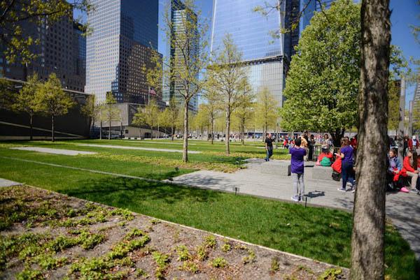 9/11 Memorial - New York