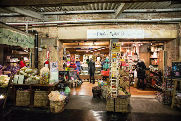 Chelsea Market Un Lieu Incontournable 224 New York