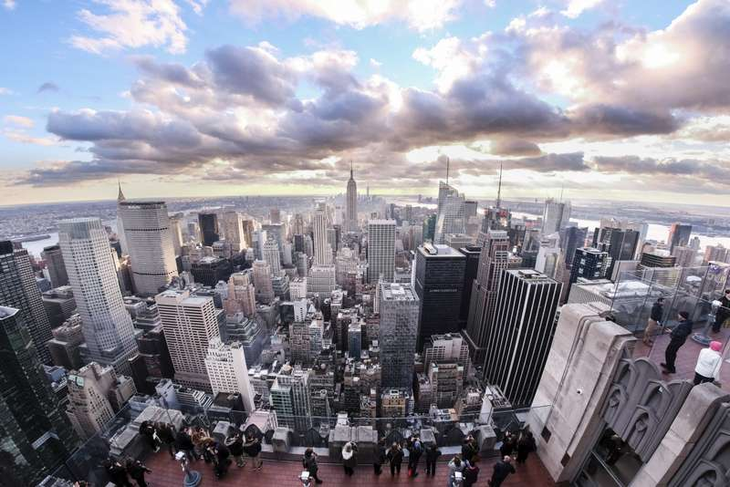 Quel Building Visiter  Ef Bf Bd New York