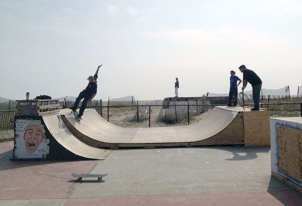 rockaway_skatepark new york