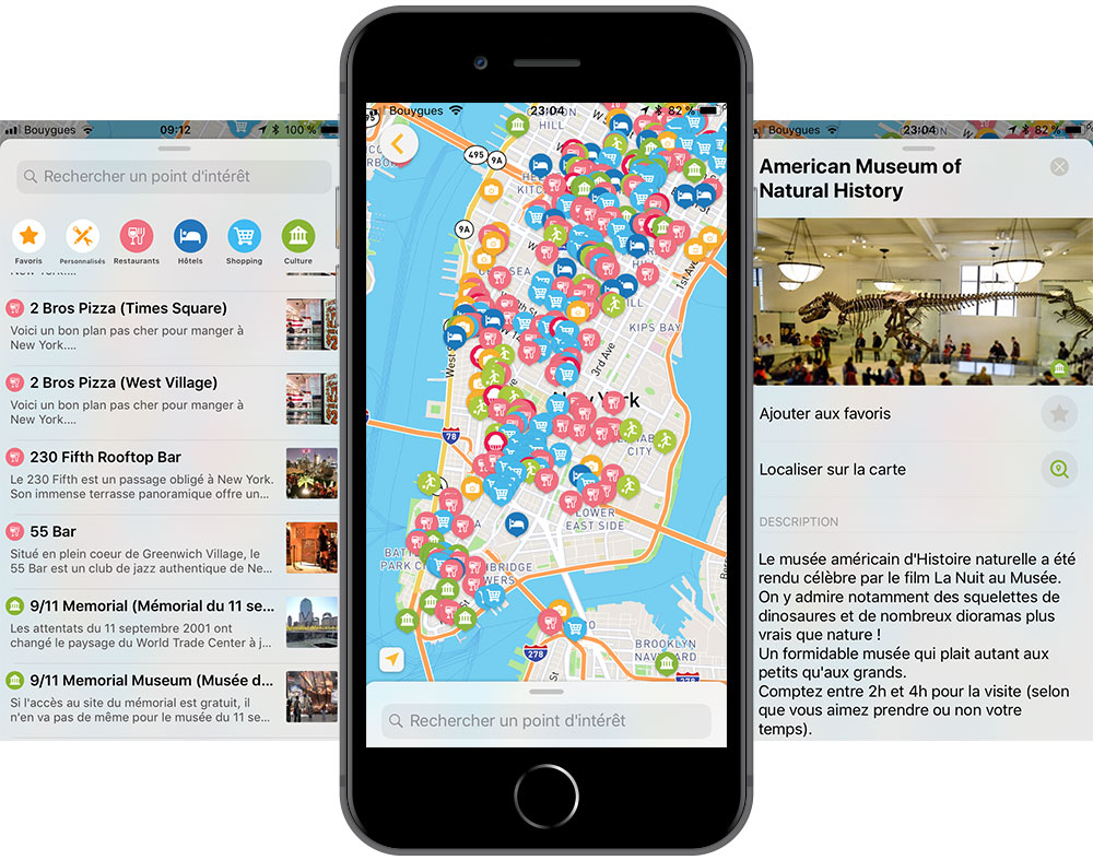 Dcouvrez Mon Application IPhone IPad Et Android Bons Plans Voyage