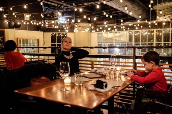 cosy atrium dumbo restaurant brooklyn
