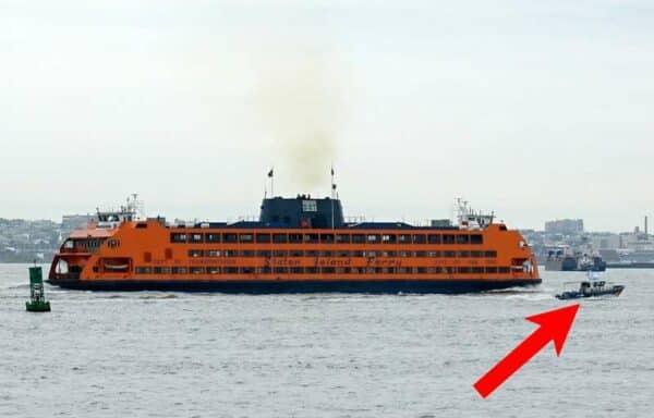 staten island ferry nypd