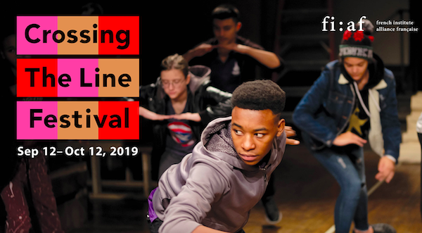Crossing the Line festival 2019 new york