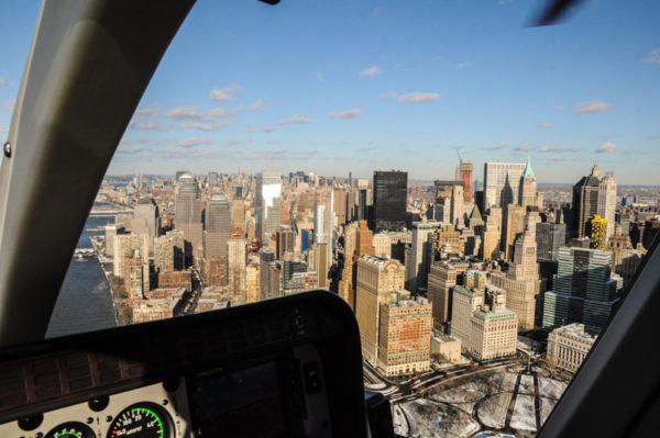 vol helicoptere new york