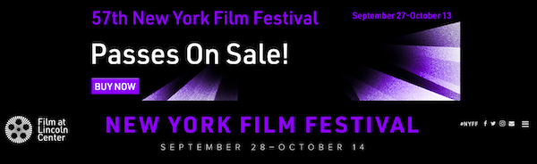 New York Film Festival 2019