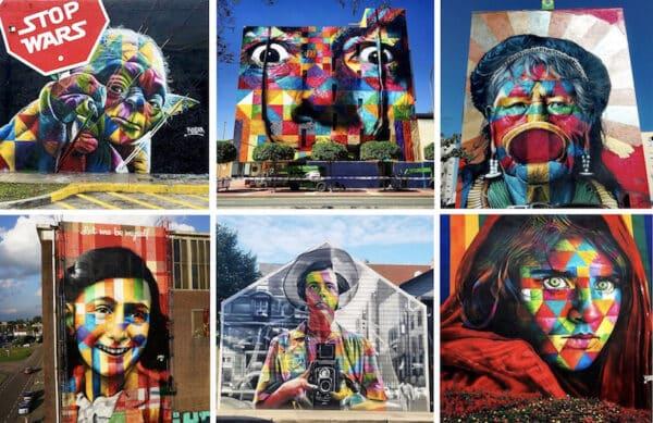 murals kobra artiste street
