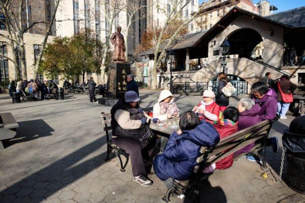 chinatown visite guidée francais