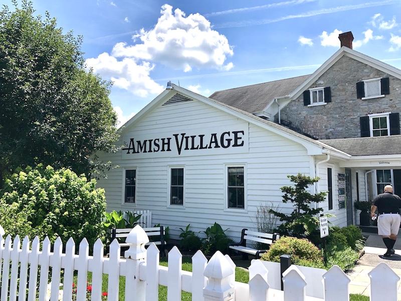 Amish Village à Lancaster
