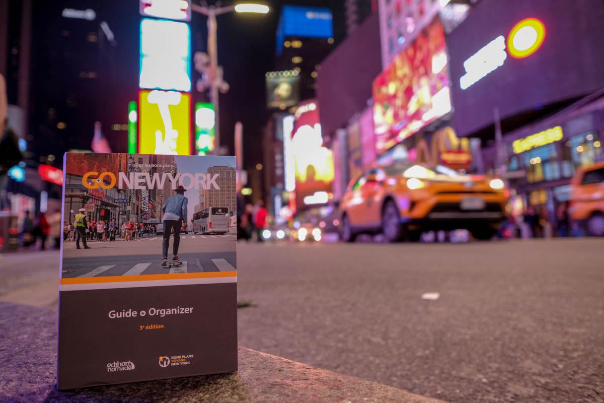 go new york guide papier