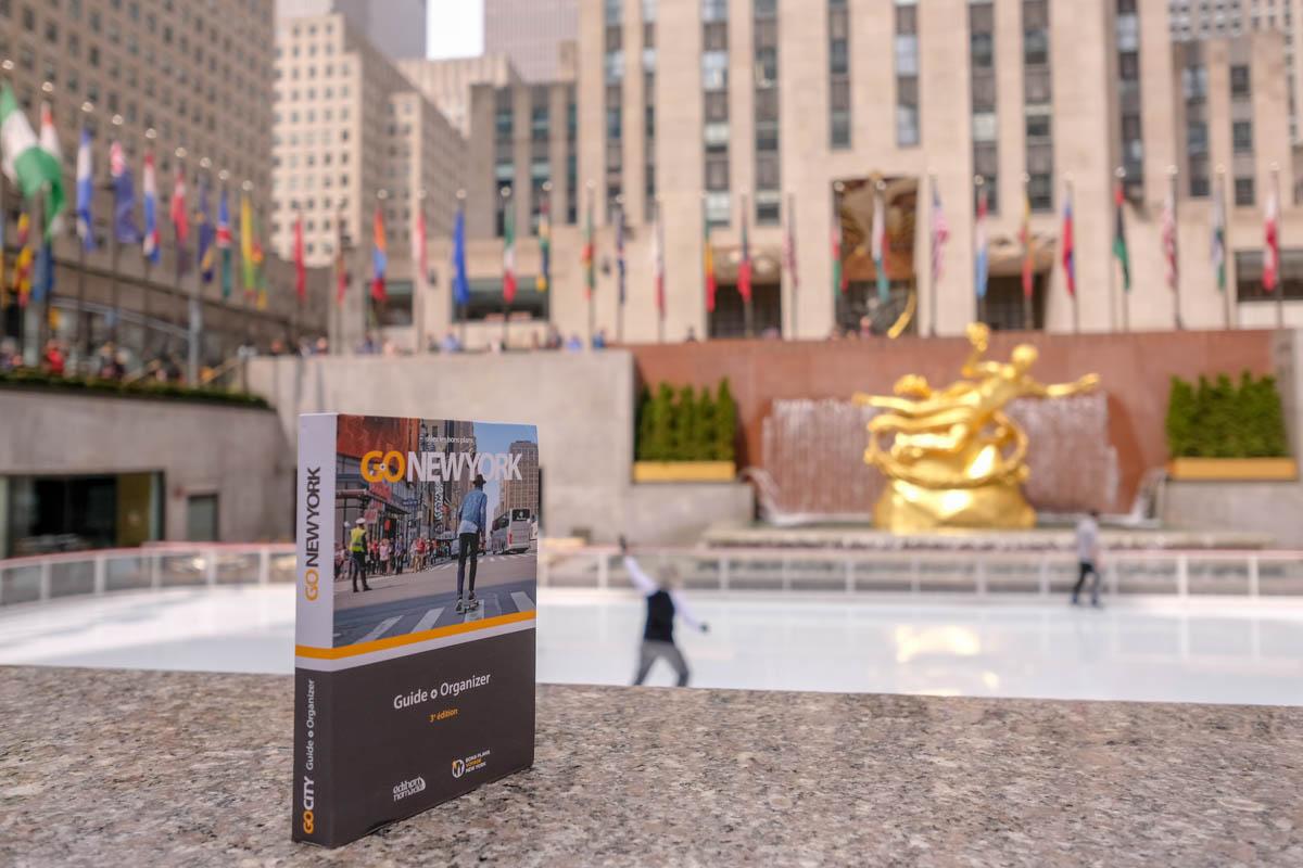 foto de Mon guide papier GO New York !!!