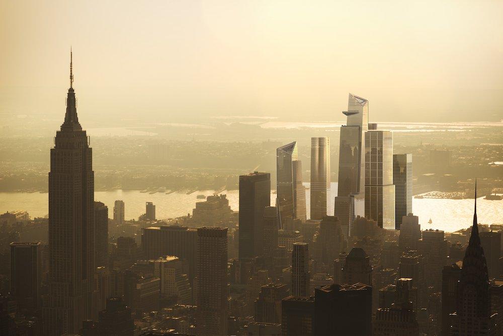 The Vessel Huson  Yards New York