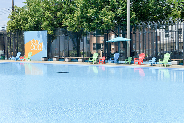 piscine gratuite new york