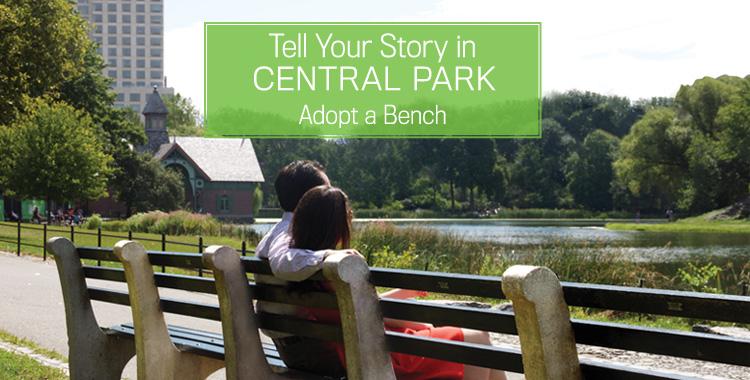banc de Central Park