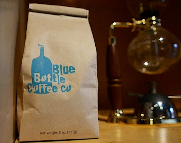 Blue Bottle Coffee Bar New York
