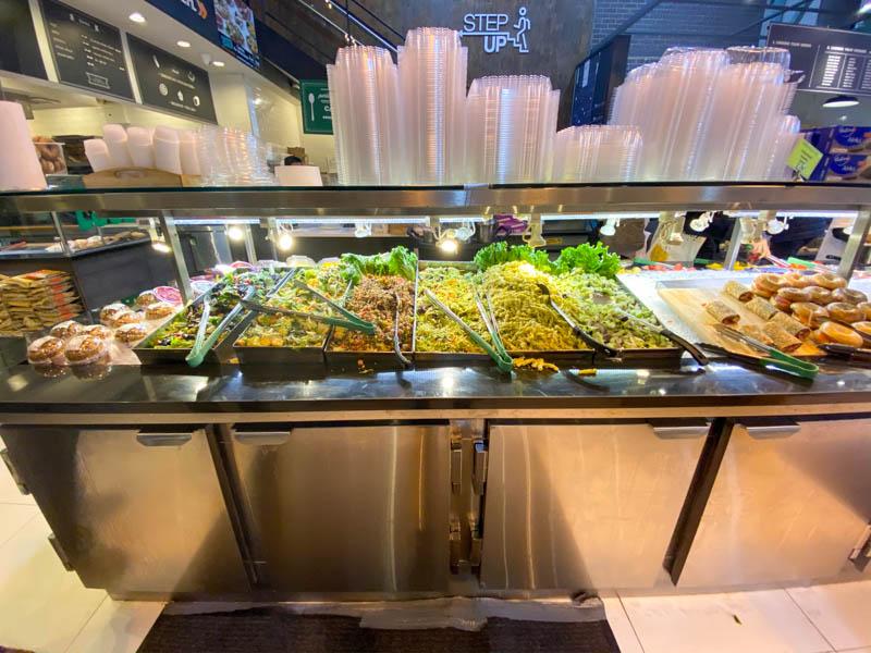 restaurant buffet libre-service pas cher