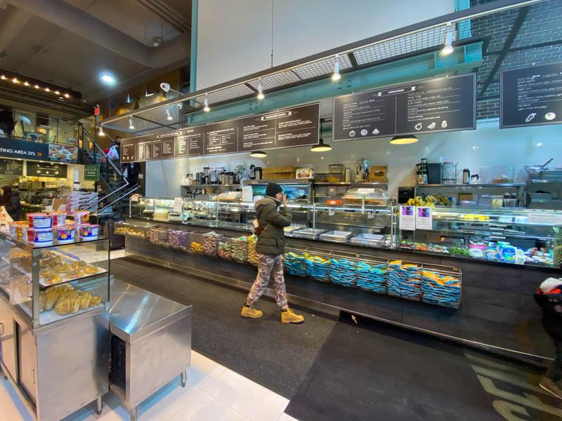 restaurant buffet libre-service essen