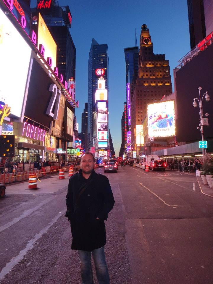changement de vie new york