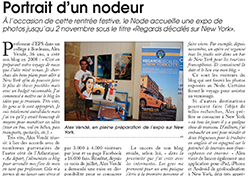 article courrier de gironde septembre 2013