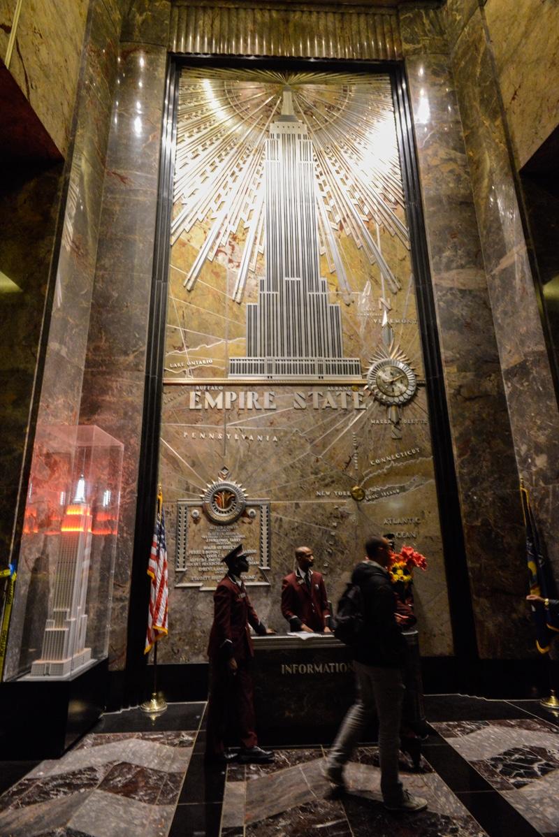 L 39 Empire State Building La Visite Incontournable De New