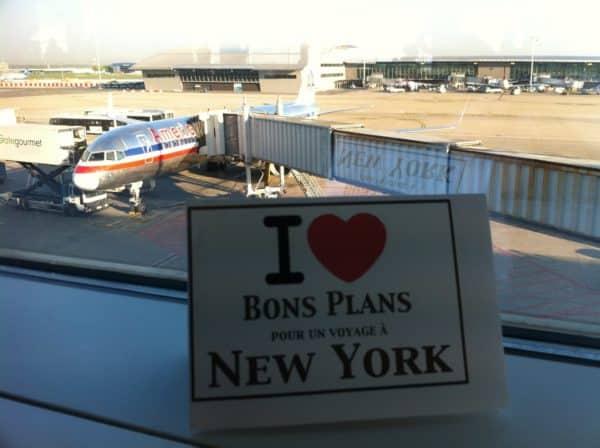 Capucine en direct de l'aéroport juste avant son vol ! - Avril 2011