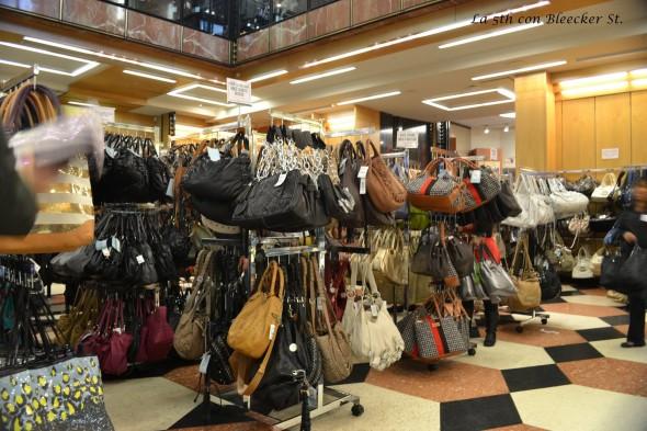 Century 21 New York City NYC bags