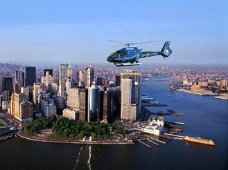 helicoptere new york city