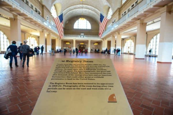 Ellis Island En Bref