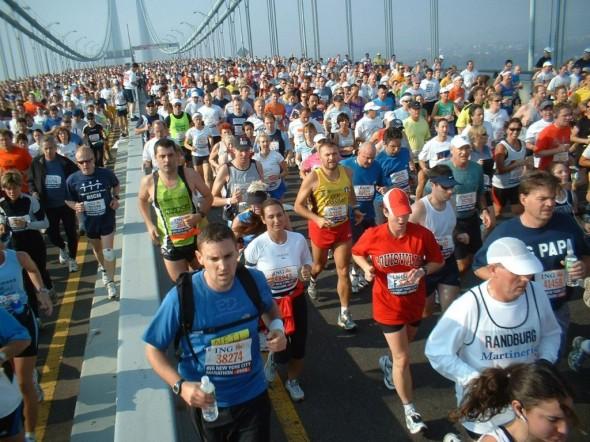 Le Marathon de New York :
