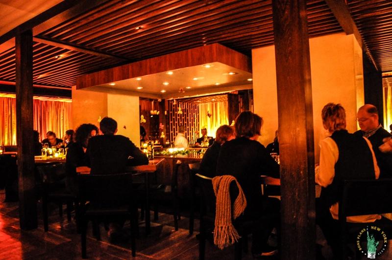 Le Kittichai Lounge Tendance Et Romantique